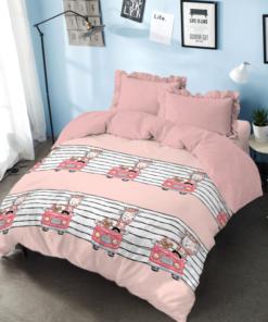 Bed Cover DLUXE SET Zirafa   D'LUXE
