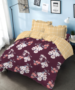 Bed Cover Set D'luxe T30 Joanne | D'LUXE