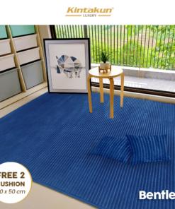 Karpet Selimut Free 2 Cushion - Bentley | Luxury