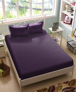Sprei Luxury HEIQ Purple Pennant | Luxury