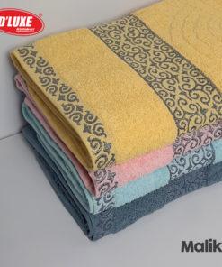 Cotton Bath Towel Malika 70 x 140 cm | KINTAKUN
