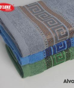 Cotton Bath Towel Alva 70 x 140 cm   KINTAKUN