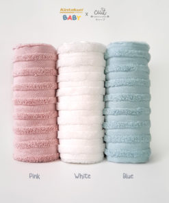Cotton Baby Towel 33 x 72 Stripes | KINTAKUN BABY