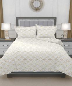Comforter DLUXE GOLD Monochrome | D'LUXE