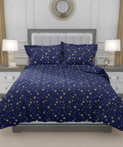 Comforter DLUXE GOLD Stardust | D'LUXE