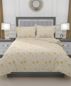 Comforter DLUXE GOLD Triomphe | D'LUXE