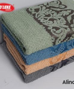 Cotton Bath Towel Alina 70 x 140 cm | KINTAKUN