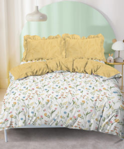 Bed Cover Set D'luxe Indira   D'LUXE
